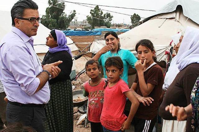 Wie ein Psychologe aus Villingen-Schwenningen Gutachten über traumatisierte IS-Opfer erstellt