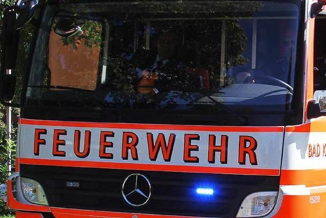 Wohnungen für Feuerwehrleute – damit sie schnell beim Einsatz sein können