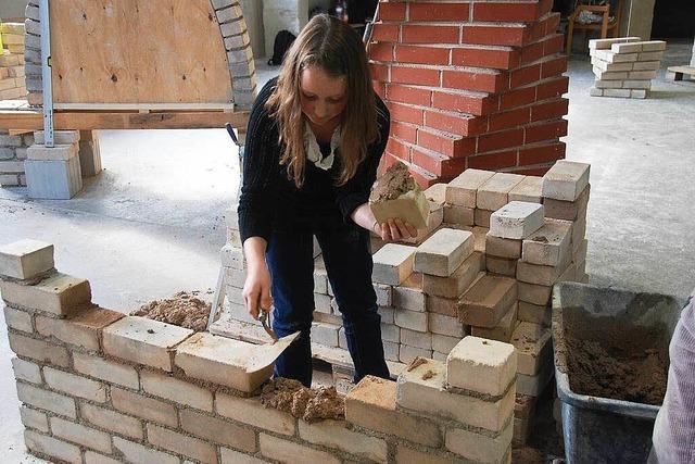 Das Bauhandwerk hat viele Seiten