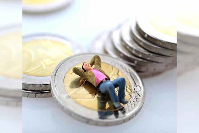 Darlehenssumme deutlich erhöht