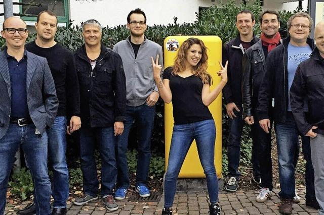 Back to love Tour 2015 im Café Verkehrt in Murg-Oberhof und Club Room 14 in Lörrach