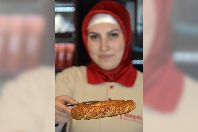 Türkische Spezialitäten aus dem Ofen