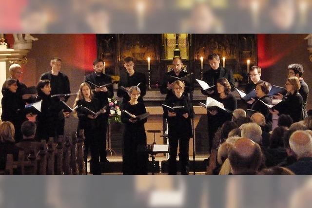 Hohe Klangkultur, vielseitiges Repertoire