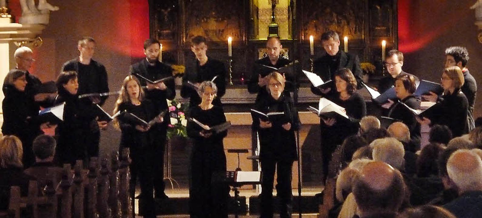 Das John Sheppard-Ensemble besteht seit 20 Jahren.    | Foto: Matthias Franz