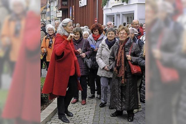 CHRYSAN-THEMA : Gefragte Gästeführer