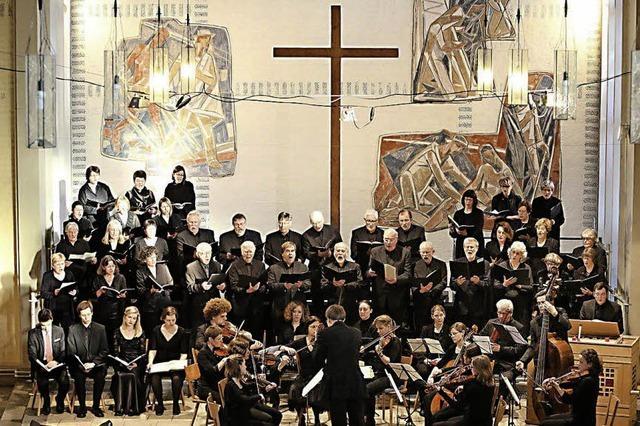 Solisten und Kantoreien Lörrach und Schopfheim führen Mendelssohn Bartholdys