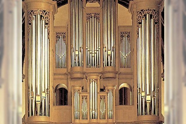 Orgelkonzert mit Marc Schaefer in der Freiburger Pfarrkirche St. Johann
