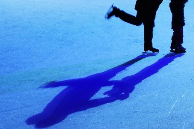 Eislaufbahnen in Südbaden