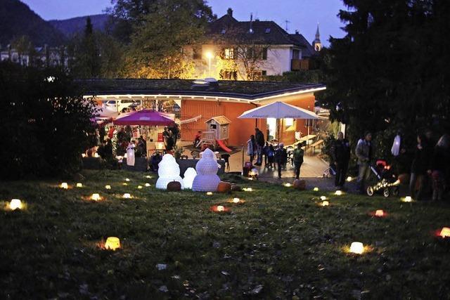 Schwarzwaldzoo Waldkirch: Halloween für Kinder