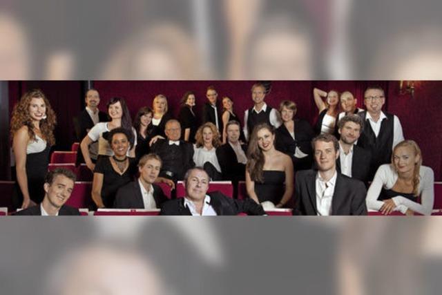 Jubiläumskonzert des Jazzchors Freiburg im Konzerthaus