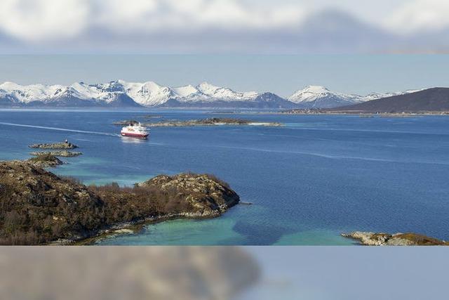 Hurtigruten zum Spezialpreis