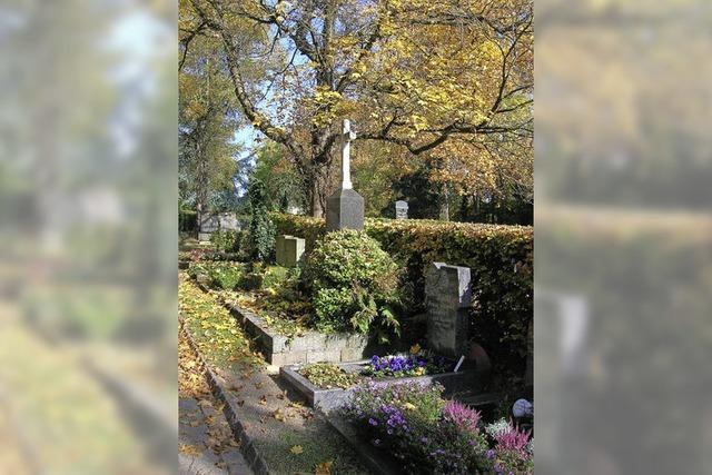 Wie geht es weiter mit der Friedhofsverwaltung?