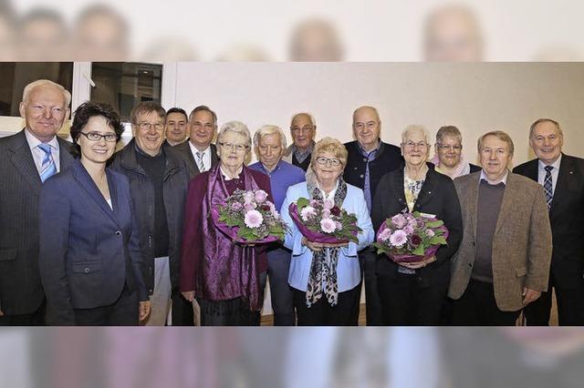 Luzia Angster war die erste Frau im Gemeinderat