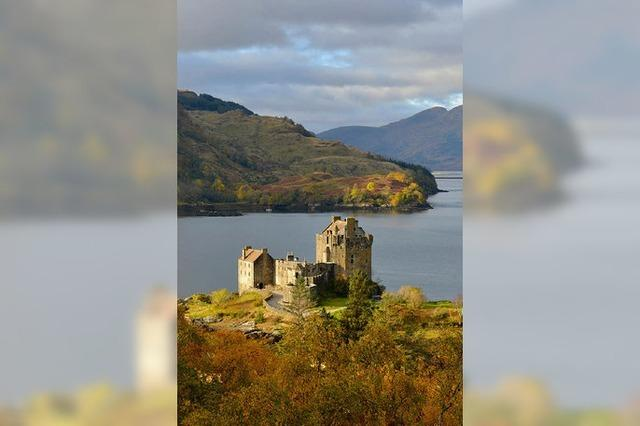 Live-Reportage über Schottland