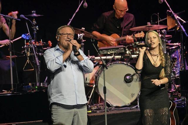 Konstantin Weckers Bühnenpartnerin gibt ein Benefizkonzert