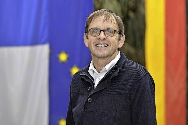 Johannes Remmer leitet das Deutsch-Französische Gymnasium jetzt offiziell