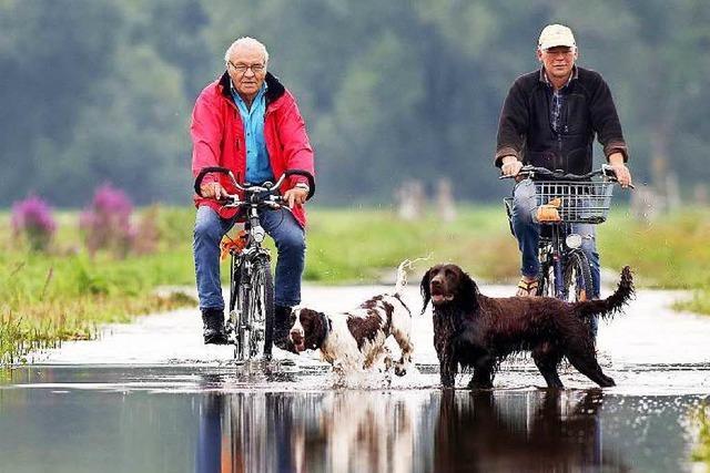 Noch sehr viele Ungereimtheiten beim Hochwasserschutz
