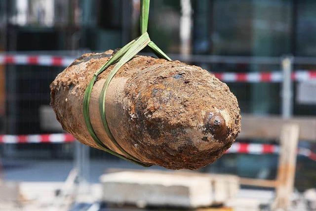 Bombenverdacht im Institutsviertel in Freiburg