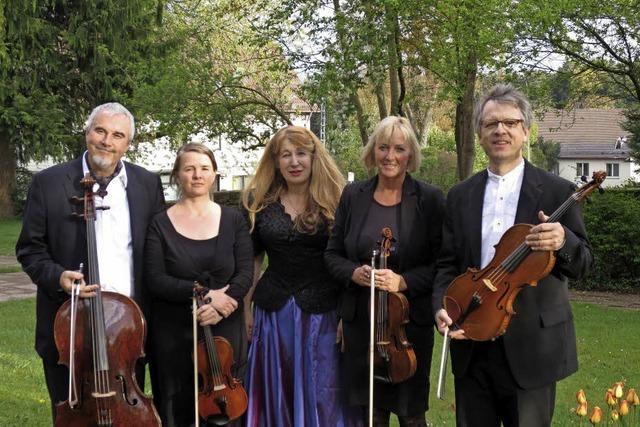 Barcelos Quartett in Forchheim