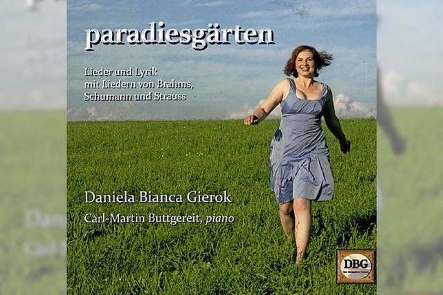 REGIO-CD: Hinaus – ins Grüne