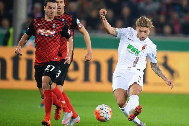 SC: Kleindienst, Höfler und Philipp angeschlagen