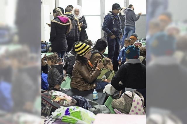 Platz für 52 Flüchtlinge im Schulhaus