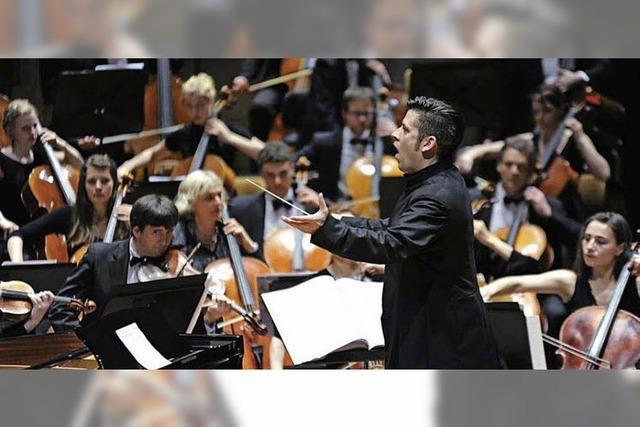 grosse italienische Oper