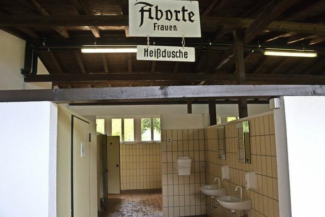 Das Bad wird saniert – wird es auch ausgebaut?