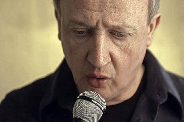 Gottschalk singt mit dem Jazzchor