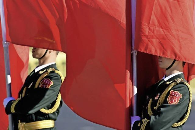 China sagt der Kanzlerin Hilfe zu