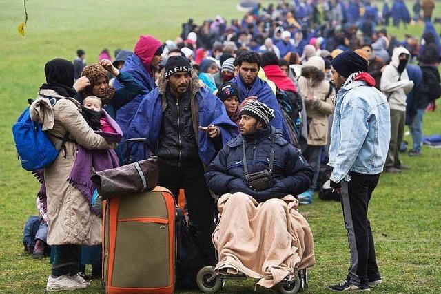 Grenzzaun-Frage spaltet die Österreicher