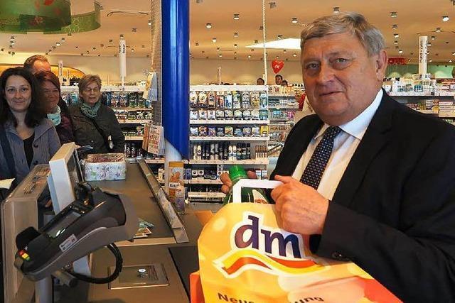 Das neue Märktezentrum in Schliengen ist eröffnet