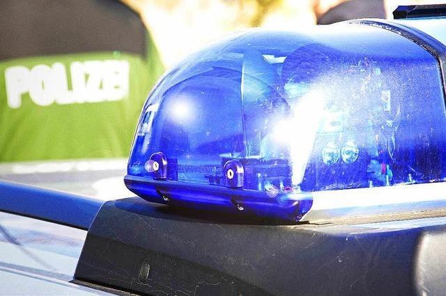 Nasenbeinbruch nach Attacke am Breisacher Bahnhof