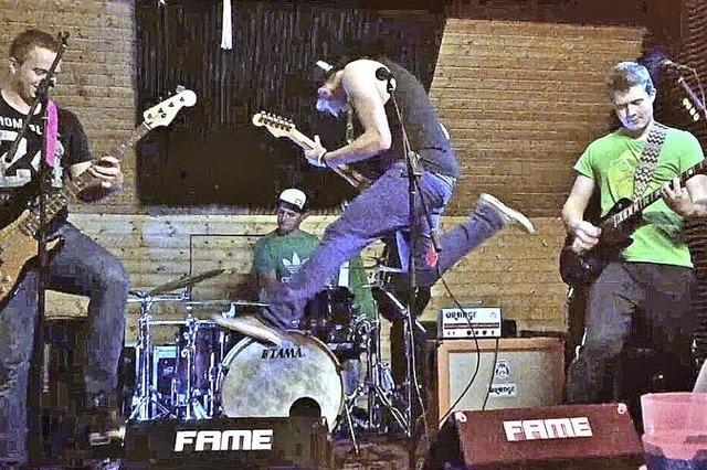 Punk ist ihre Leidenschaft