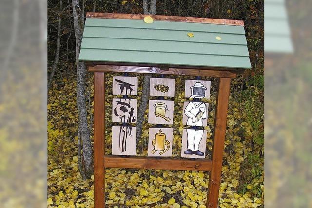 GANZ NEBENBEI: Es tut sich was am Bienenlehrpfad