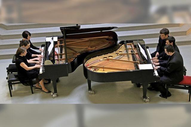 Galakonzert zum 50. Jubiläum der Jugendmusikschule Bad Säckingen