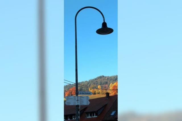 Mehr Licht für die Berggemeinde