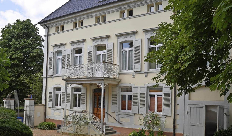 Das Elisabethenheim  in Müllheim  | Foto: Sigrid Umiger