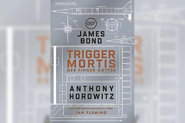 BUCH: Fast klassischer James Bond