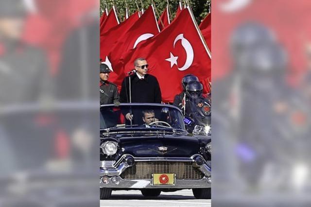 Erdogan spaltet die Türkei