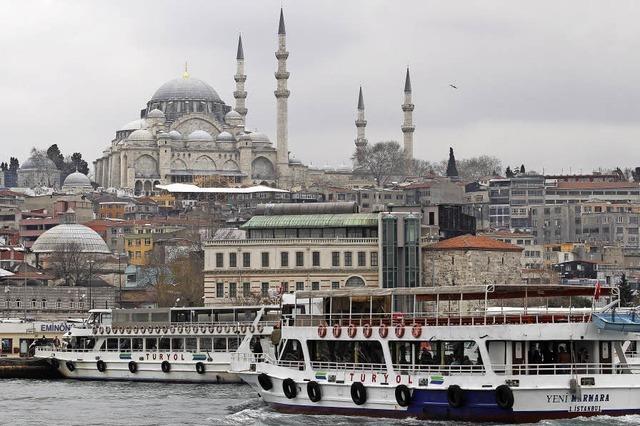 Das Ende des Wirtschaftsbooms am Bosporus