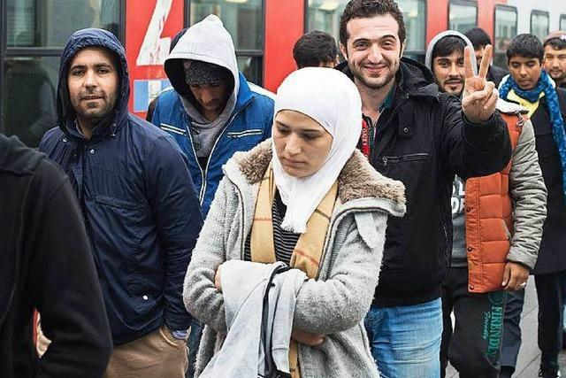 Flüchtlingshilfe: Deutschland hat seine Lektion gelernt