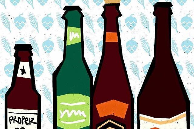 Craft-Bier-Bewegung hat nun auch die Region erreicht