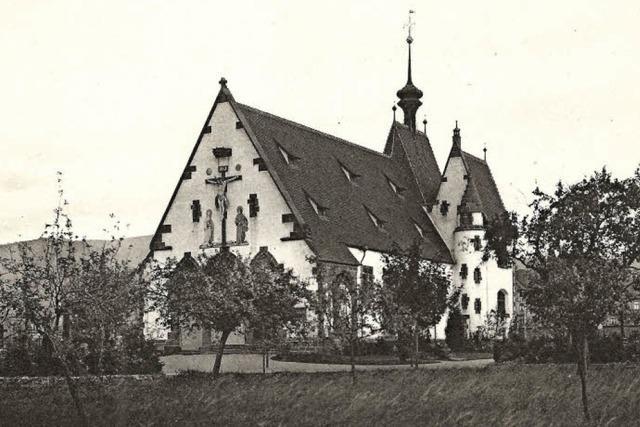 Die Magdalenenkapelle auf dem Hauptfriedhof ist schon lange Geschichte