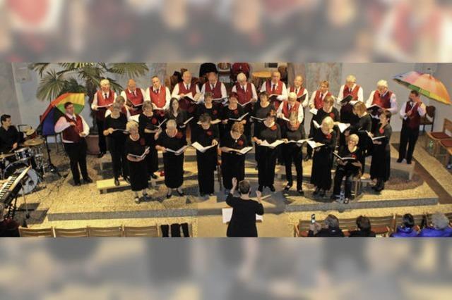 Kirchliches prägt Jubiläumskonzert