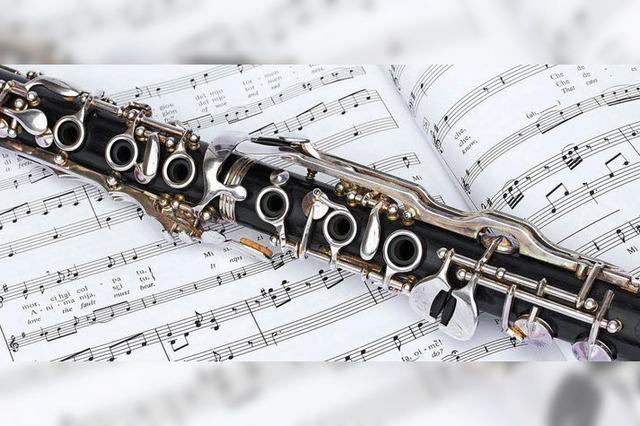 Klarinettenensemble der Musikschule Südschwarzwald in Waldshut-Tiengen