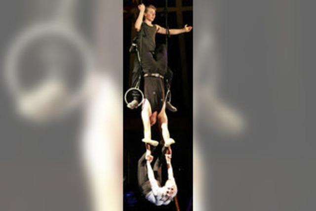 Zirkus als Familienerlebnis
