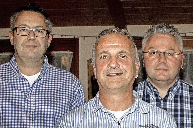 Der bisherige Jugendleiter Klaus Meier übernimmt beim FC Rotzel
