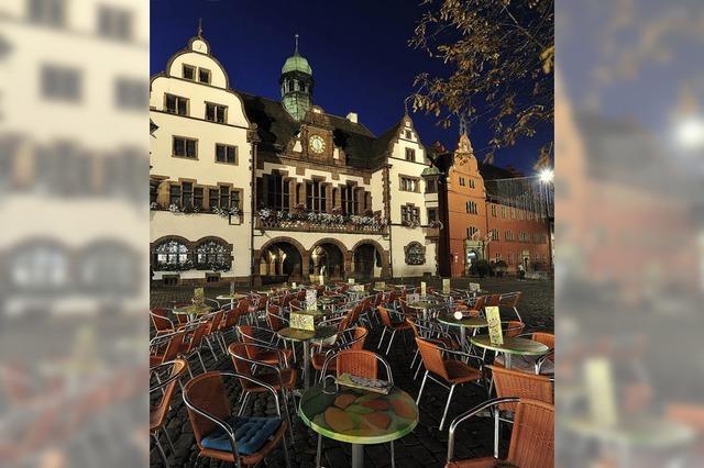 Rathaus in neuem Glanz