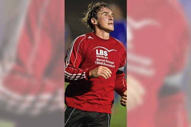 Markus-Tritschler-Show beim 5:0-Sieg des FC Neustadt II